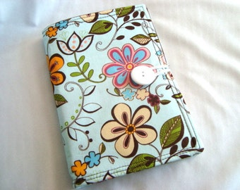 Honey Do List, Grocery List Taker/ Comes with- Note Pad and Pen- HAPPY FLOWERS