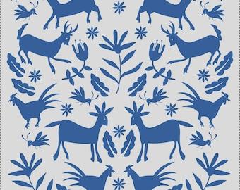 The Frida Quilt PDF Pattern - Modern Applique Design