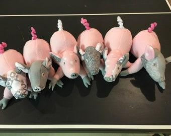 Stuffed Piglets