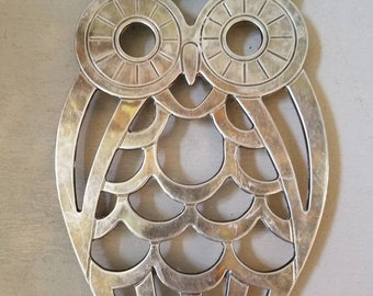 Owl Kitchen Decor | Etsy