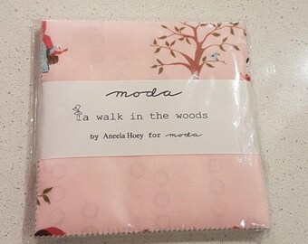 Moda - A Walk in the Woods Charm Pack