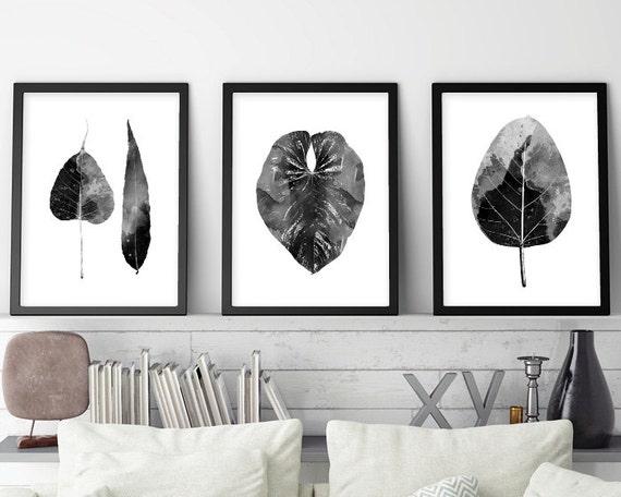 Set of 3 prints minimalist poster scandinavian scandinavian