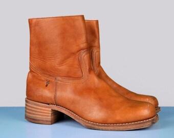 RESERVED FOR DMED72..... vintage boots- FRYE, 13