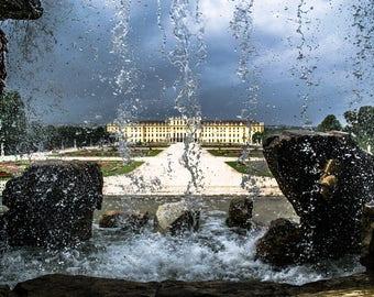 Drake_Schonnbrun Palace(2)