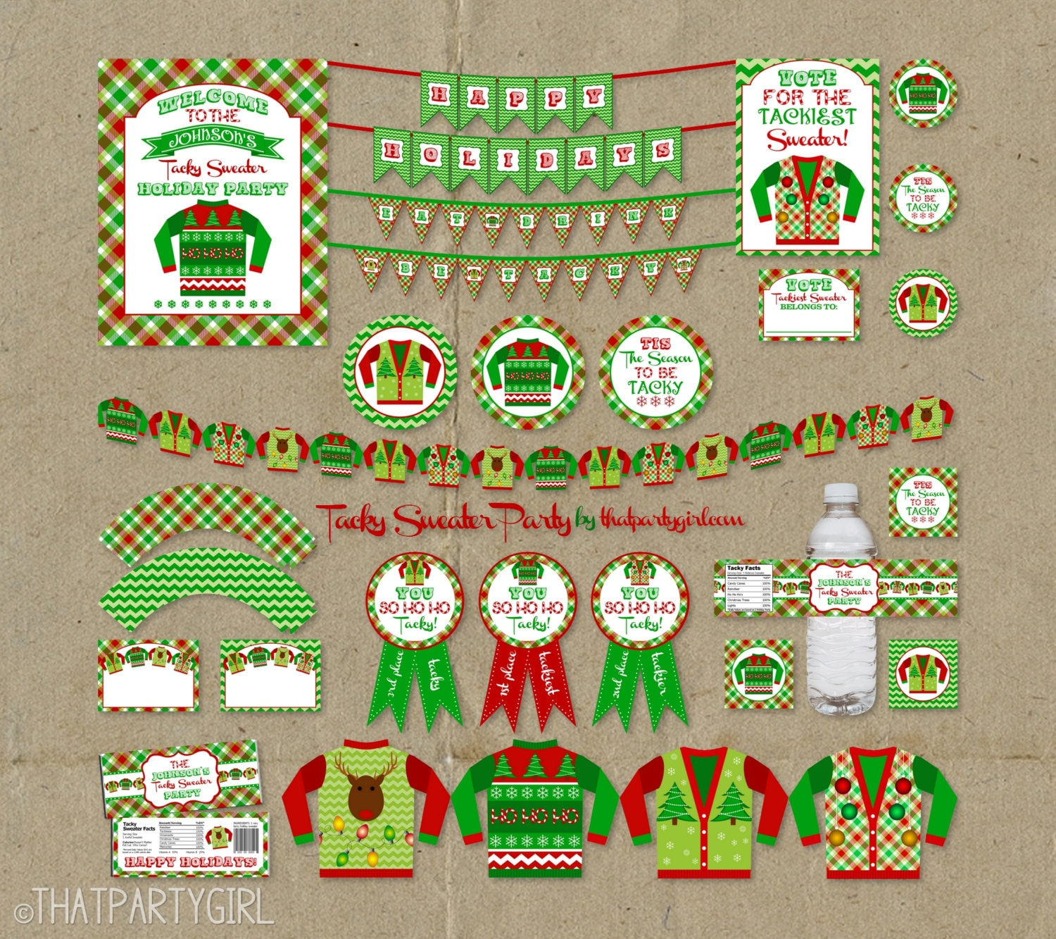 decorate sweater ugly cookies christmas how to tutorial decor decorations video