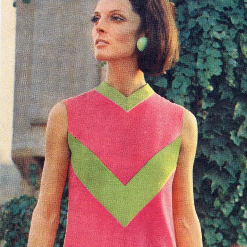 Mirella Petteni in Pucci