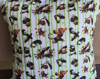 Kung Fu Panda Cushion Cover