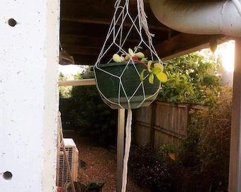 Macrame Plant Pot Hanger