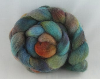 Blue Tie Dye - Polwarth