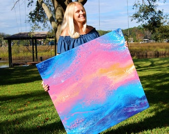 Let's Work Together on a Custom Painting Made Just for You!