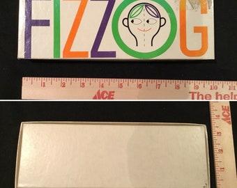 FIZZOG – Card Game – 1969 – UK
