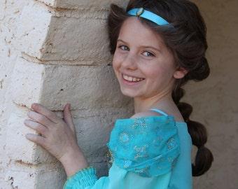 Jasmine Disney Princess Inspired No Slip Headband 5 8