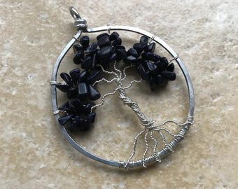 Tree of Life Black Night Bewitched