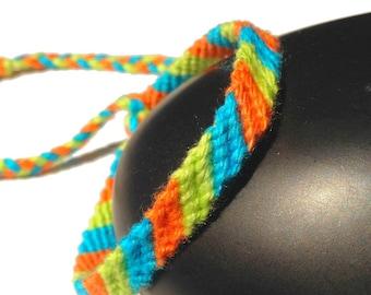 """Friendship Bracelet model """"M2"""", unisex"""