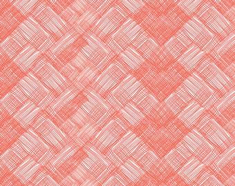 Rhythmic Hatch Vivid  (ANE-87501) - Anna Elise - Bari J Ackerman for Art Gallery Fabrics - By the Yard