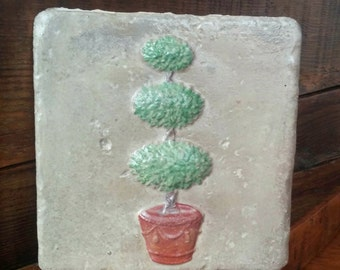 Topiary Architectural Tile