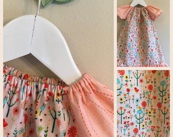 "Spring Dresses - ""Spring Flowers"""