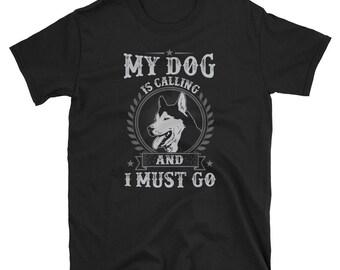 Siberian Husky Shirt Siberian Husky Gift