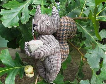 Squirrel Sewing Pattern - PDF Doll Sewing Pattern