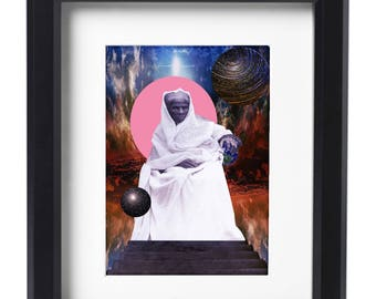 Harriet Tubman Poster- Second Coming