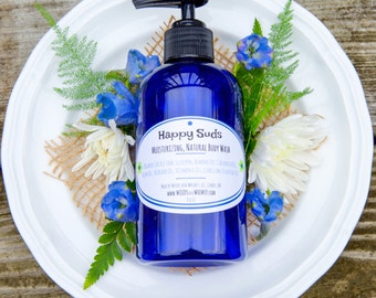 Happy Suds Natural Body Wash