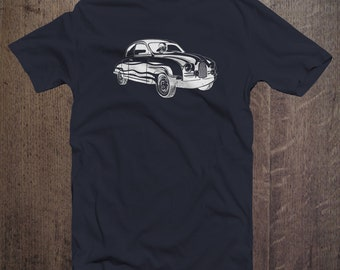 Racing Saab 93F t-shirt