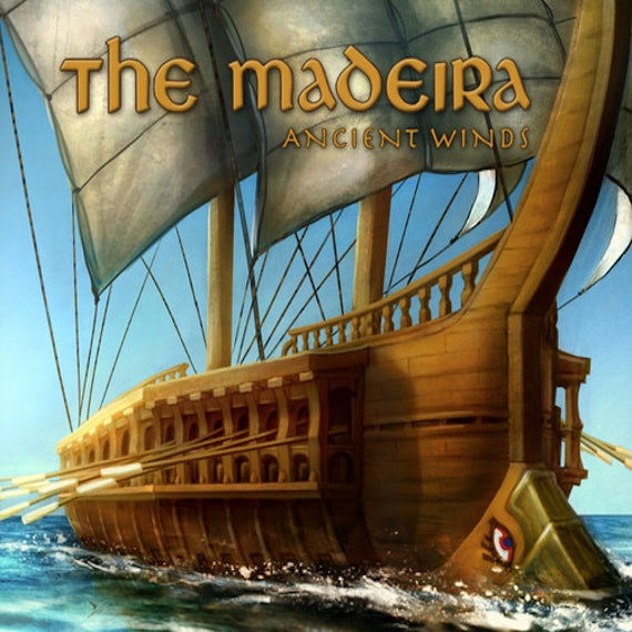 "The Madeira ""Ancient Winds"" LP"