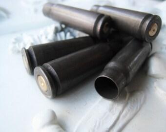 Steel Bullet Case Silver Bullet Shell Item No. 8502