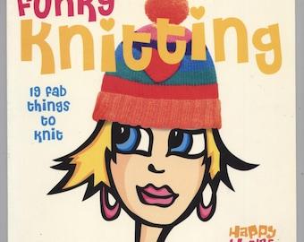Funky Knitting - 19 Fab Things to Knit TIB8388