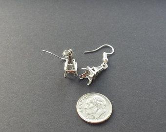 Eiffle Tower Earrings