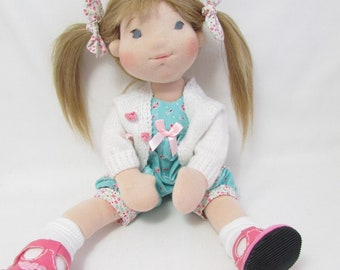 Waldorf Inspired doll - Millie