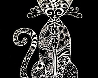 The Cat Tarot/Altar CLoth