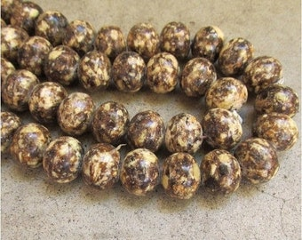 SALE Natural Baltic Amber Rondelle Beads ,10mm x  13mm Beads, Millions Of Years Old Beads