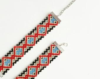 Isiro - Brazilian bracelet 100% cotton