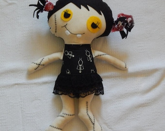 zombie doll (girl)