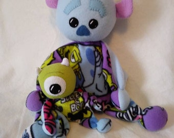 SNUGGLE BUMBLE DOLL- Monsters Inc. Dolls