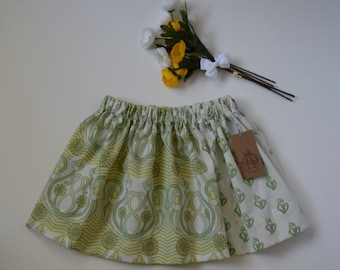Gathered Skirt - Girl's Skirt - Skirt Size 4/5