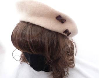 Laced berets (several color choices)