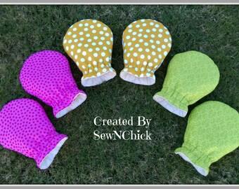 Custom Medical Stirrup Covers