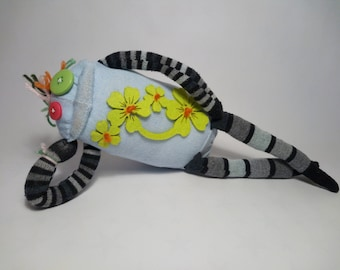 Flory Monster Plush