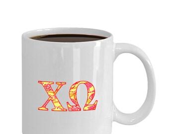 CHI OMEGA SORORITY Mug