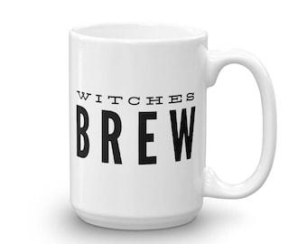 Witches Brew Coffee Mug