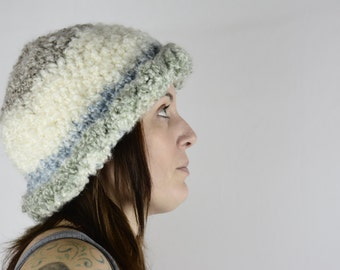 Crochet Hat Super Soft