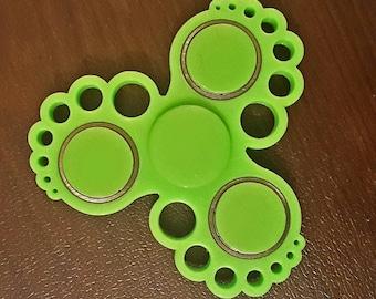 Octo fidget spinner