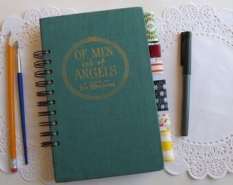 altered book junk journal