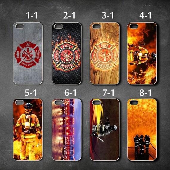 coque iphone x pompier