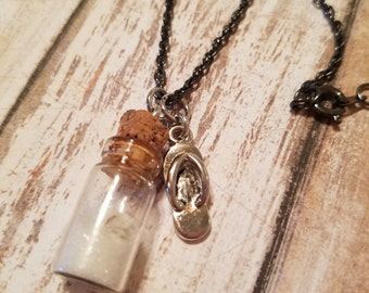 SALE beach necklace