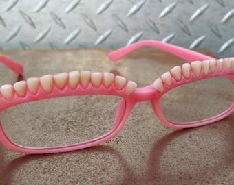 Denture-Inspired Eyeglass Frames