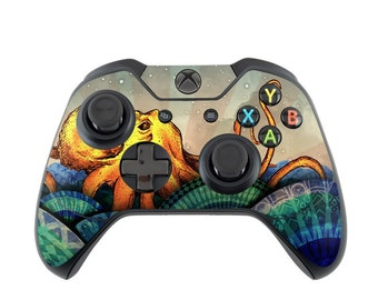 Xbox One Controller Skin Kit - From the Deep by FP - DecalGirl Decal Sticker