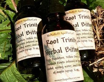 Root Trinity Herbal Bitters Elixir